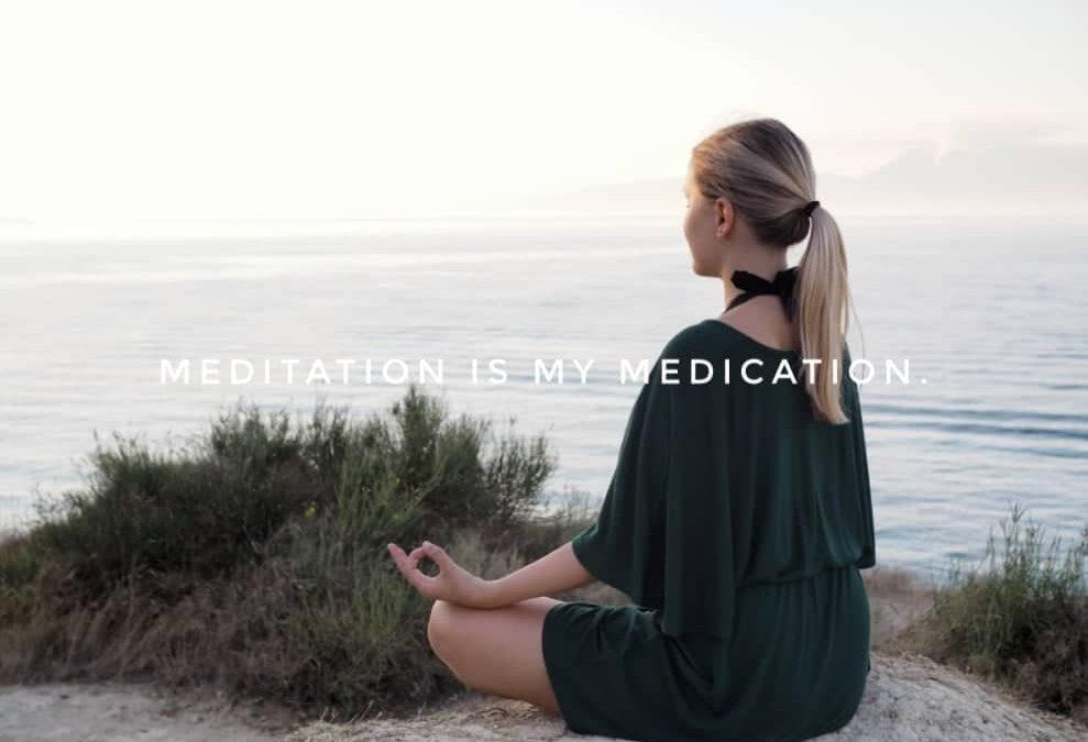 Jak začít s meditací?