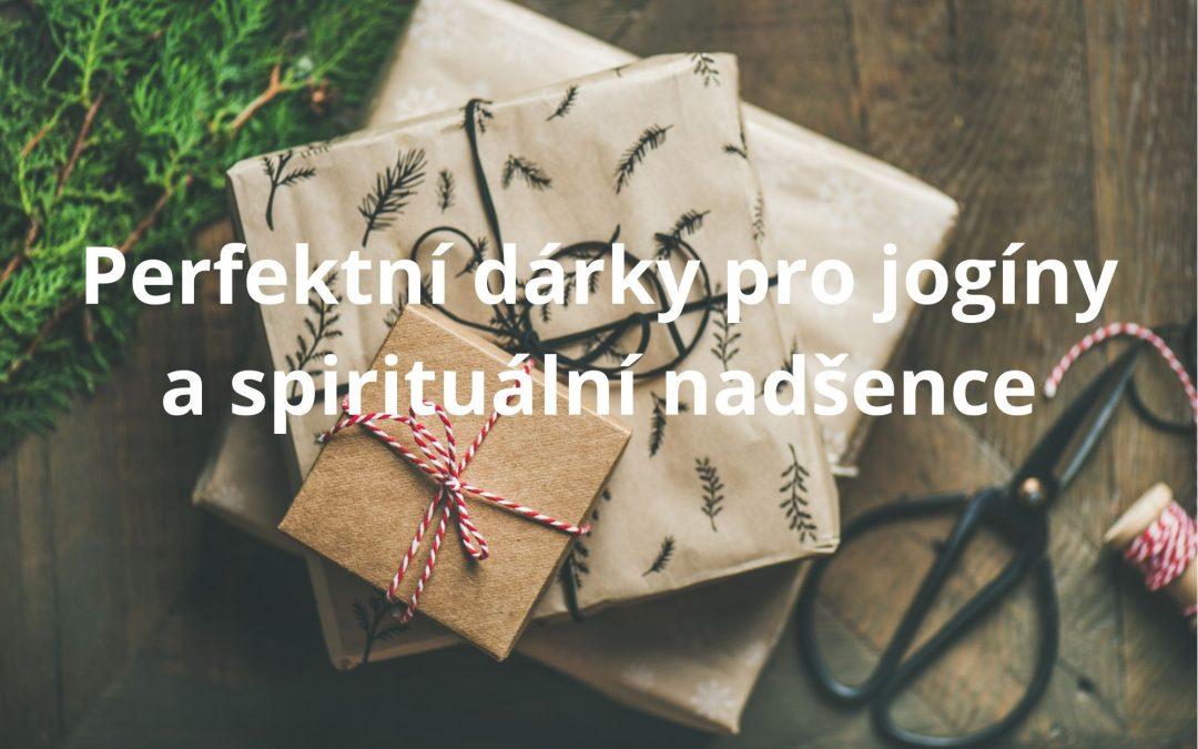 Perfektní dárky pro jogíny a spirituální nadšence