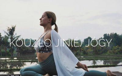 Co je Jin jóga aneb Kouzlo Jin(é) jógy